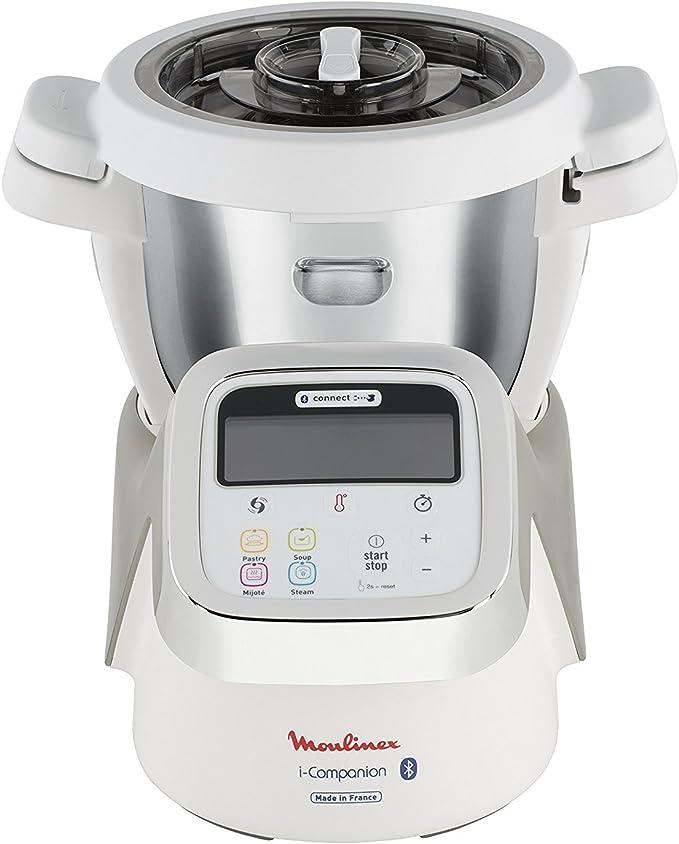 Moulinex i-Companion HF900110 - Robot de cocina Bluetooth 13 programas capacidad 6 personas (Reacondicionado Certificado): Amazon.es: Hogar