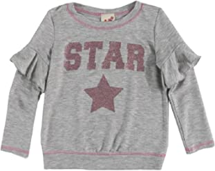 b1aef5fddce6 Lily Bleu Girls 4-6X Star Ruffle Sleeve Top 6