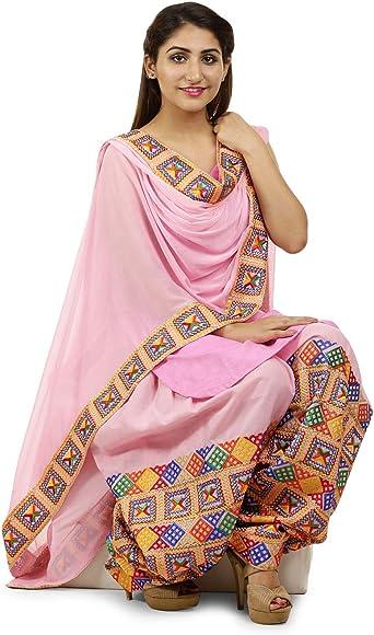 Indian Women Kurti Kurta Skirt Dupatta Set Ethnic Tops Tunic Salwaar Kameez
