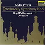 Tchaikovsky : Symphony No. 5 ;  Rimsky-Korsakov : March from Tsar Saltan Suite