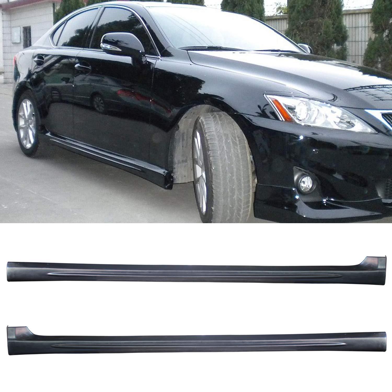 Fits 06-13 Lexus IS250 350 OE Style Urethane Rear Bumper Lip Spoiler Body Kit PU
