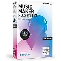 MAGIX Music Maker - 2019 Plus Edition - Beats produzieren, aufnehmen und mixen