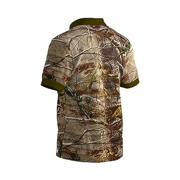 32149e00 Raptor Hunting Solutions Mens Realtree Camo Polo Shirt realtree AP (XL):  Amazon.co.uk: Sports & Outdoors