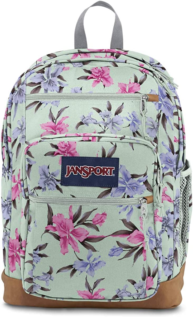 JanSport Cool Student Backpack - School, Travel, or Work Bookbag with 15-Inch Laptop Pack