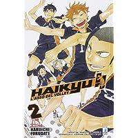 Haikyu!!: 2 (Target)