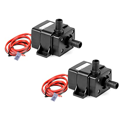 Pleasant Amazon Com Mountain Ark 2 Pack Dc 12V Mini Submersible Water Pump Wiring 101 Akebretraxxcnl