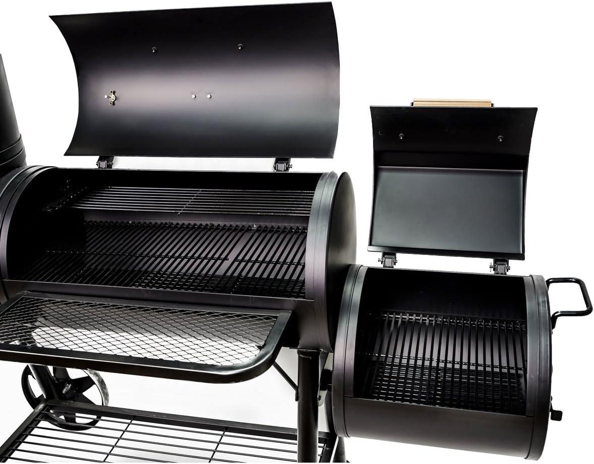 Taino Chief Smoker Grillfläche