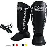 Fairtex Muay Thai Shin Guards SP3 SP5 SP6 SP7 Shin Protection for Muay Thai MMA K1