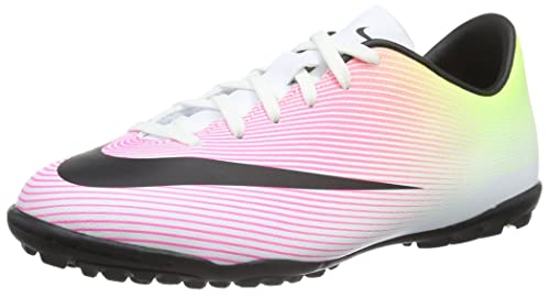 super popular 3e57a 30a13 Image Unavailable. Image not available for. Color  Jr Mercurial Victory V TF -651641-107-Size 1
