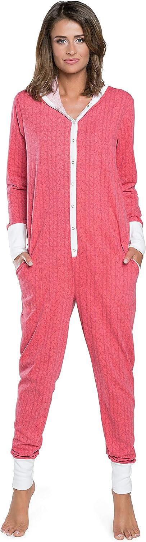 Italian Fashion IF Pijama Entero Mono Mujer IF180012