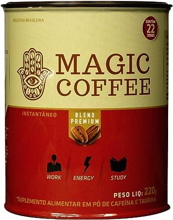 CAFÉ TERMOGÊNICO - MAGIC COFFE - 22 DOSES - ENVIO EM 24HRS
