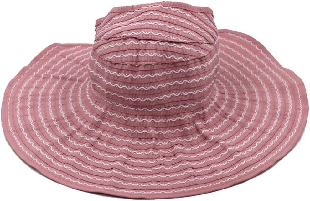 Sol Sombreros yxx de Outdoor Verano Rayas Pesca Gorros ...
