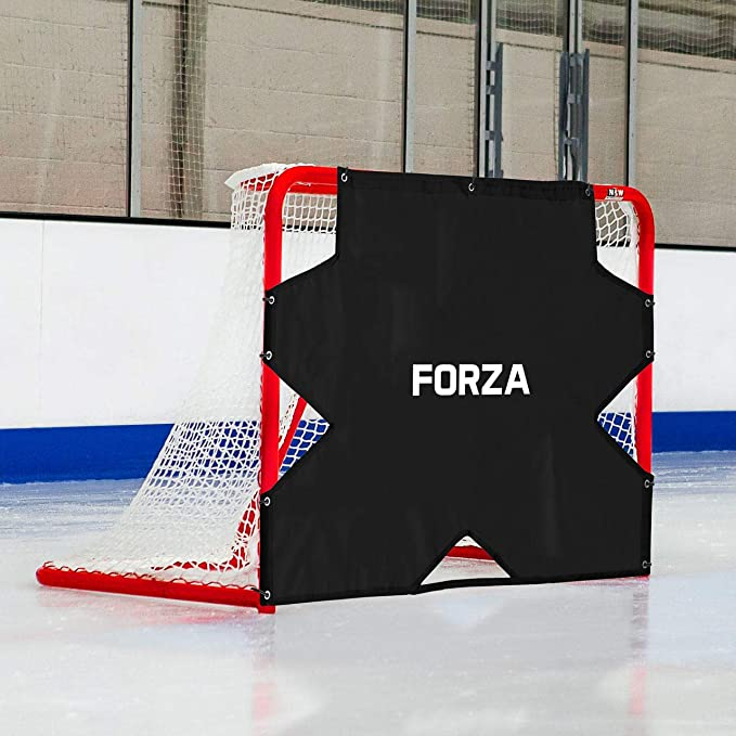 FORZA 72' X 48' Hockey Shooting Target | 5 Scoring Zones | Fits 6 x 4 Goals