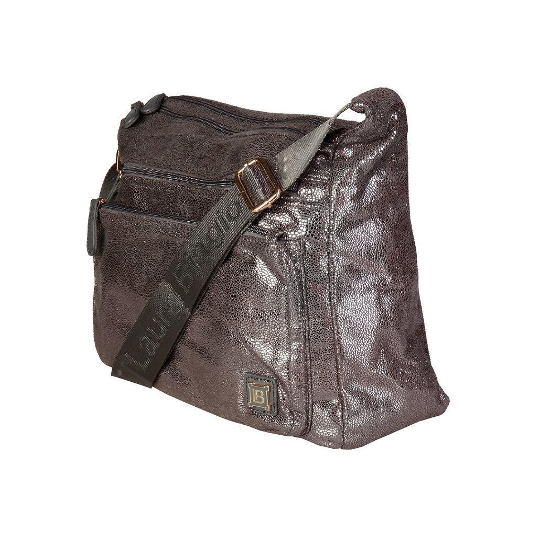 Laura Biagiotti LB17W100-14 Sacs bandoulière Femme Gris NOSIZE: Amazon.fr:  Vêtements et accessoires