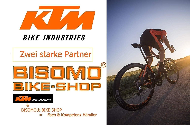 BISOMO KTM Sonnenbrille MTB Bikebrille UV 400 Polarisiert Inkl 5-300 Key Holder