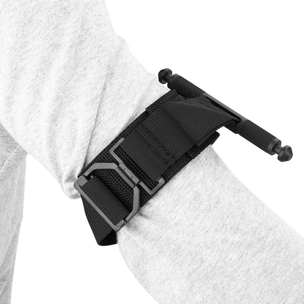 Erste-Hilfe-Blutstillung Band Wrap Notfall-Rettungsgurt f/ür Taktische /Überlebensnotf/älle VGEBY1 Tactical Tourniquet
