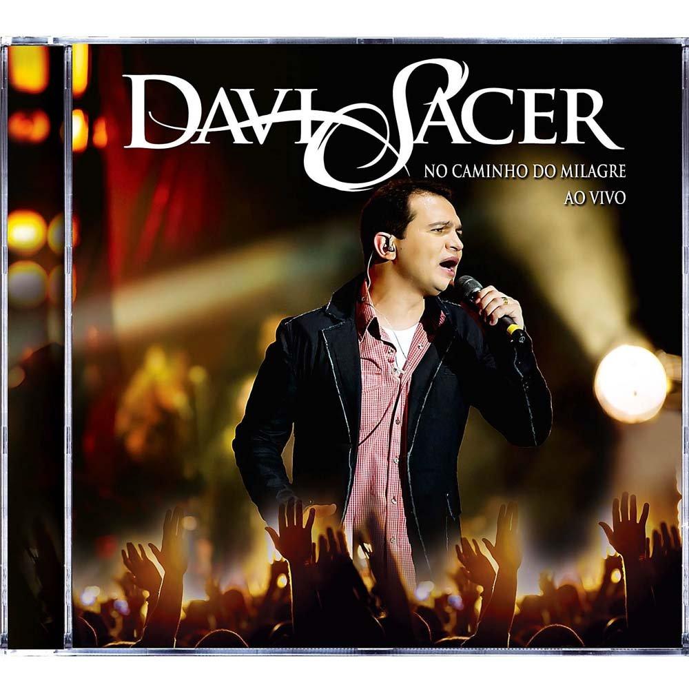 cd davi sacer 2011 no caminho do milagre