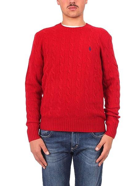 Rojo Hombre Lauren Amazon Ropa Polo es Para Xxl Ralph Y qAIgI