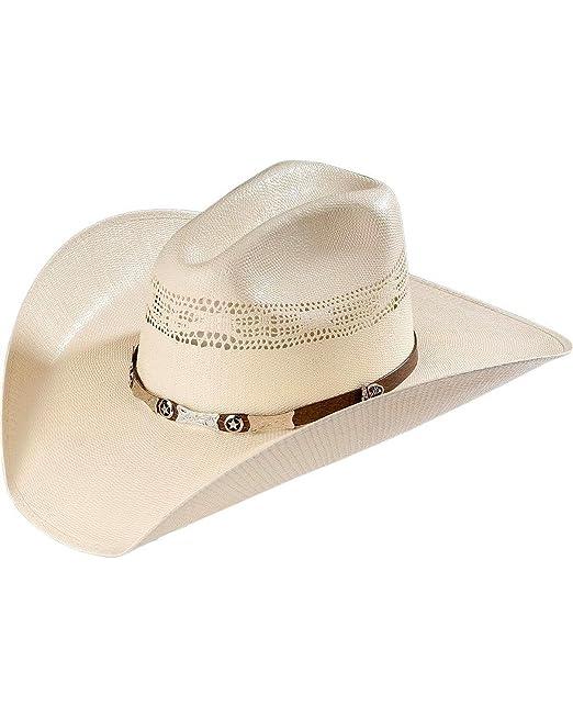 56855457c91b8 Justin Hats - Sombrero cowboy - para hombre  Amazon.es  Ropa y accesorios