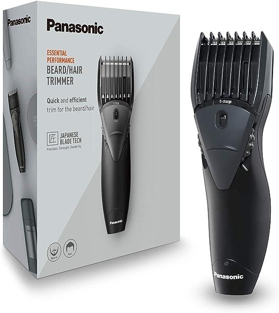 Panasonic - Cortapelos para barba, corte de 2 a 18 mm en 12 pasos ...