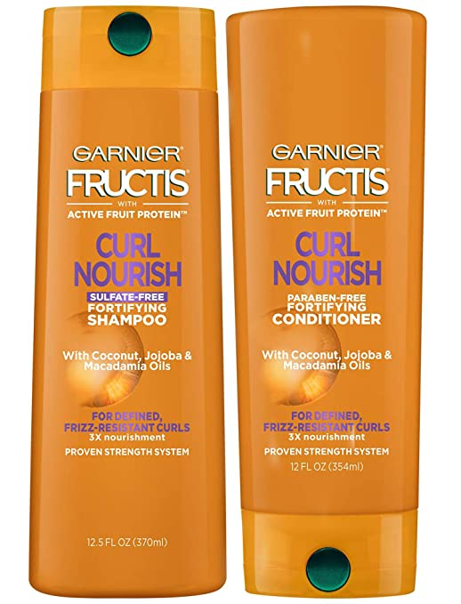 best sulfate free shampoo for curly hair