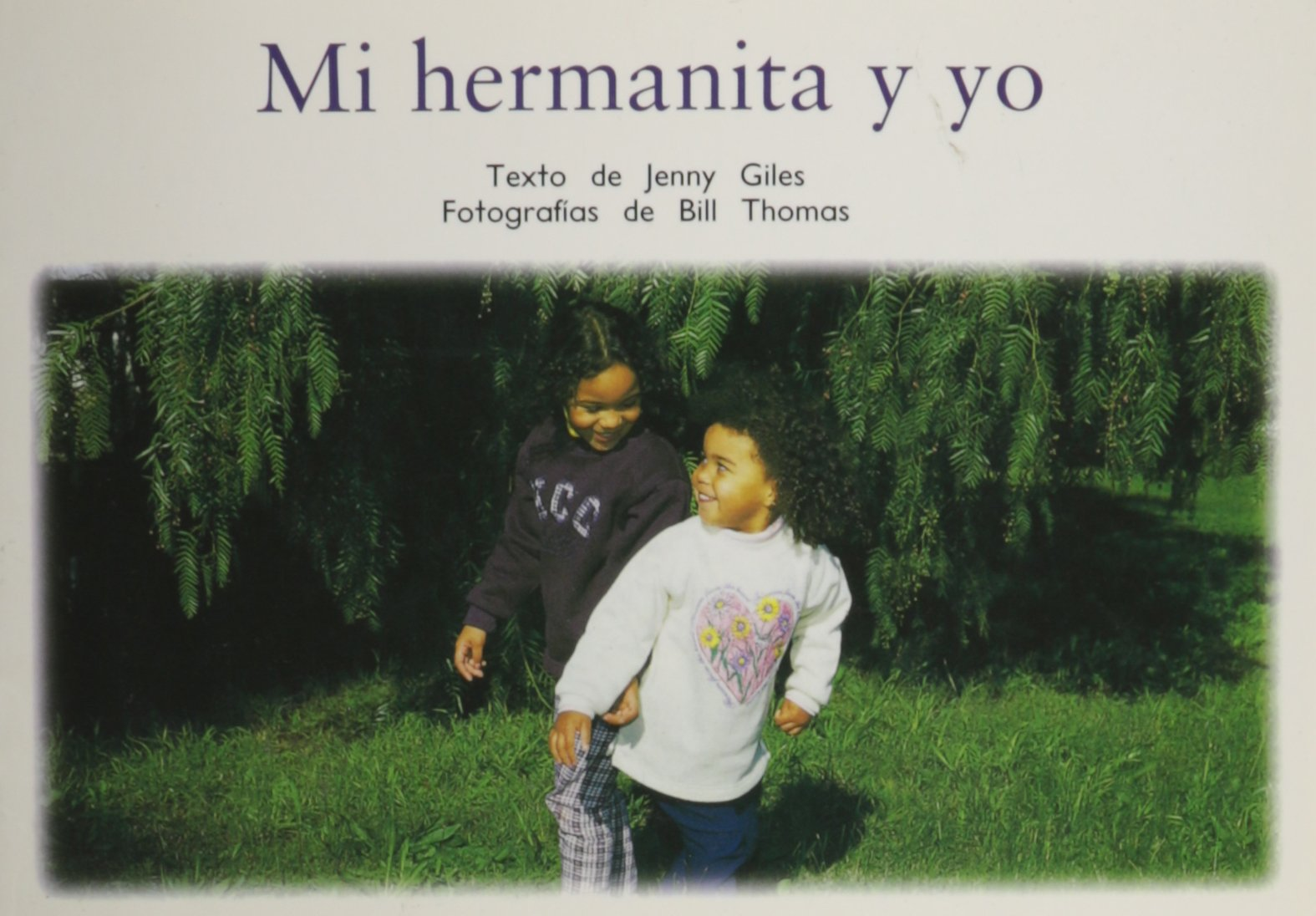 Download Rigby PM Coleccion: Individual Student Edition amarillo (yellow) Mi hermanita y yo (My Little Sister) (Spanish Edition) pdf