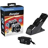 Sistema de carga Energizer 2X con licencia de Microsoft - PlayStation 4 Standard (Black) Edition