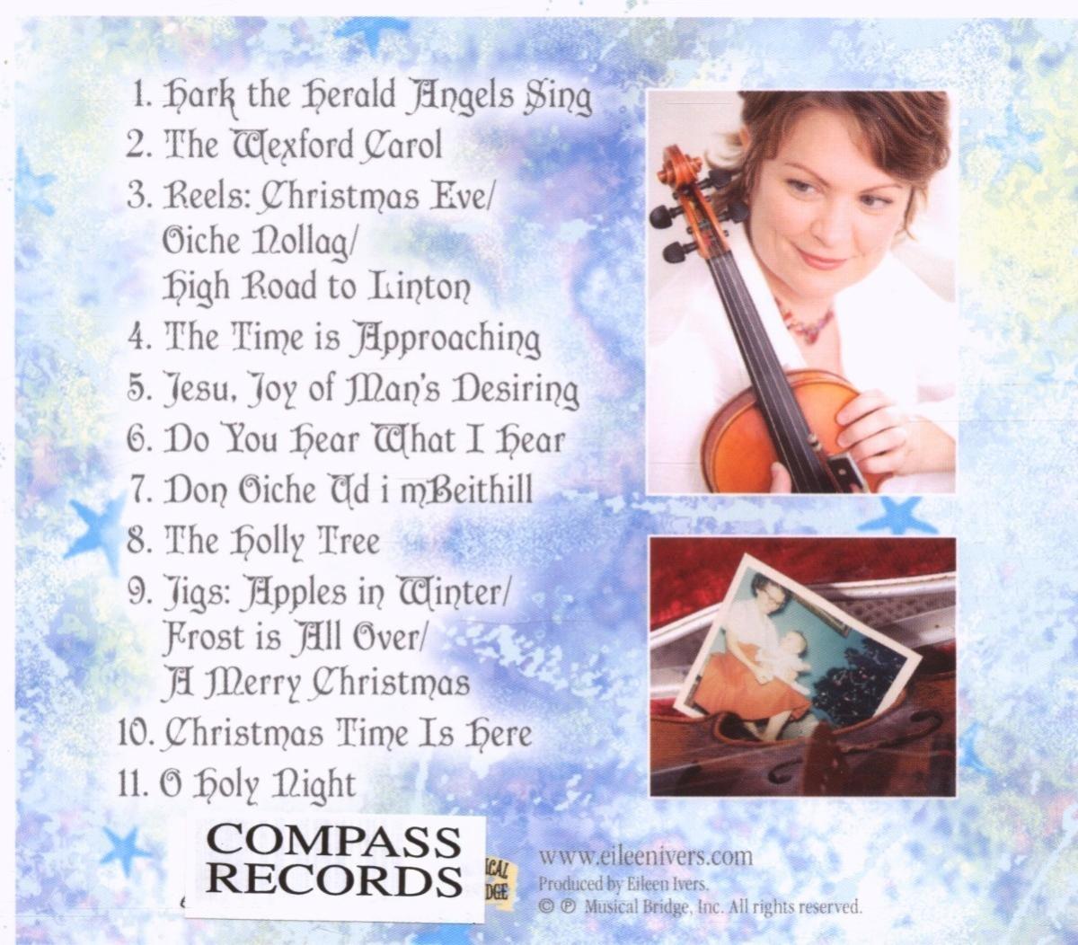 Eileen Ivers - An Nollaig: An Irish Christmas - Amazon.com Music