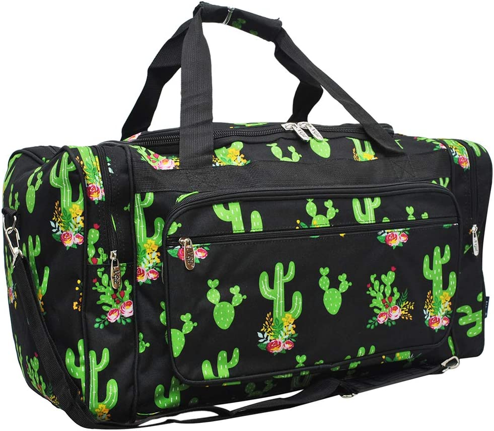 Cactus NGIL Canvas 23 Duffle Bag