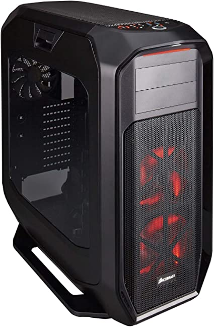 Corsair Graphite 780T Full-Tower ATX - Caja de PC, ventana lateral ...
