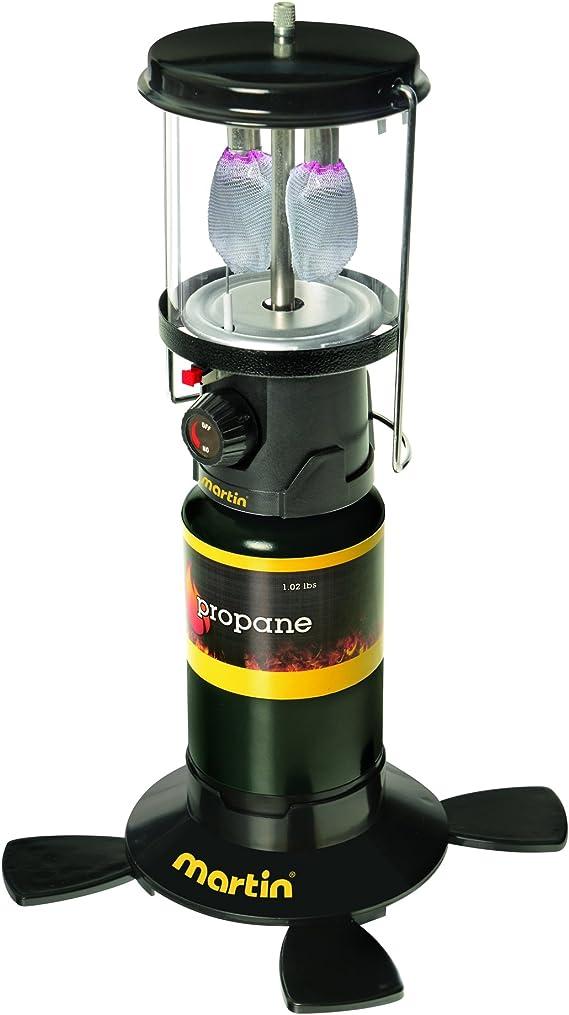 Martin 2 - Farol de gas propano para camping