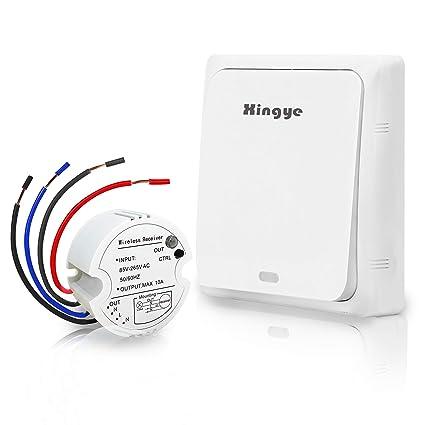 wireless battery free light switch kit, no battery no wiring no wiwireless battery free light switch kit, no battery no wiring no wi fi