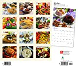 Kitchen 2019 12 x 14 Inch Monthly Deluxe Wall