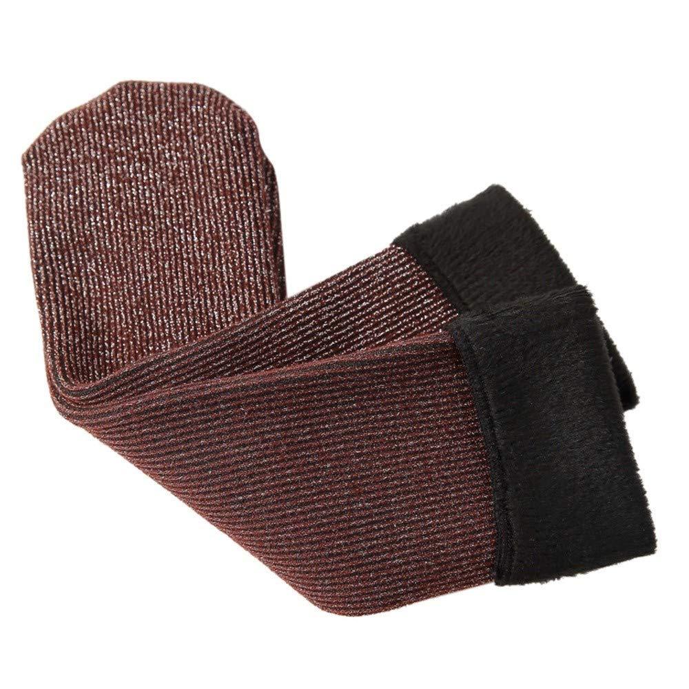 hhsmdaCoton d'hiver Garder au Chaud Moyen Bas Chaussettes de Mode(5 Paires)