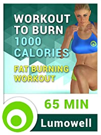 Workout to Burn 1000 Calories – Fat Burning Workout