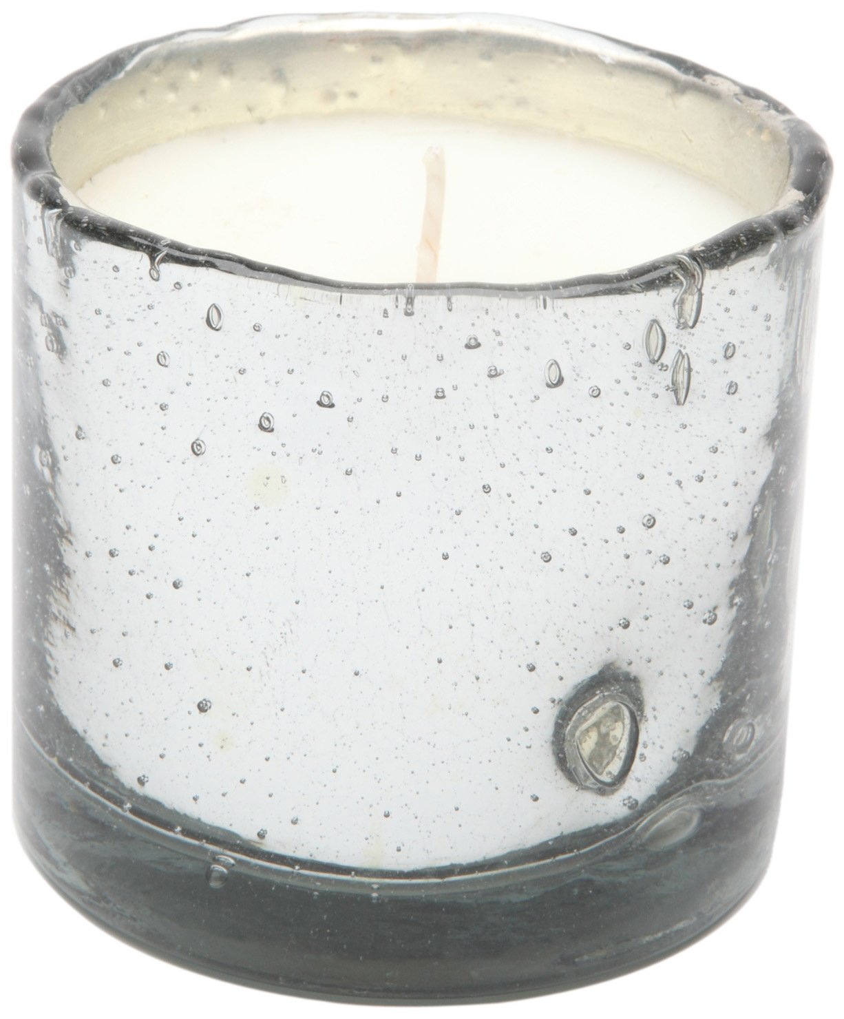 Himalayan Candles Mercury Glass Soy Candle Tumbler, Tobacco Bark, 13-Ounce