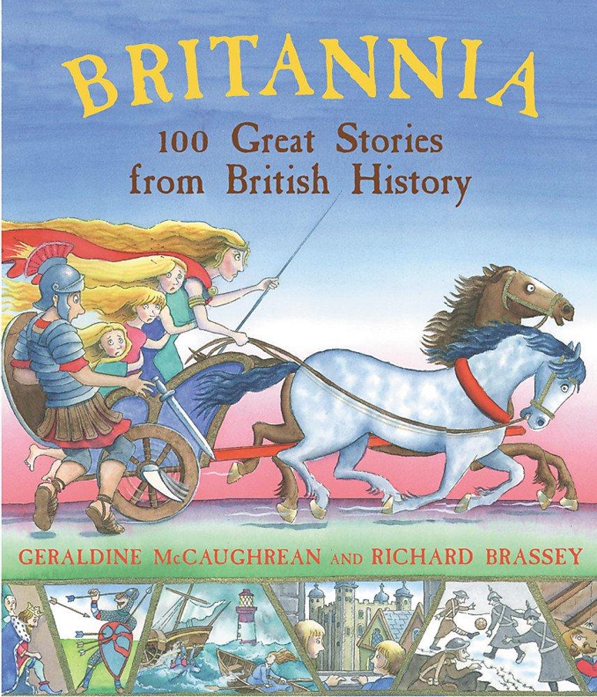 Britannia : 100 Great Stories from British History PDF