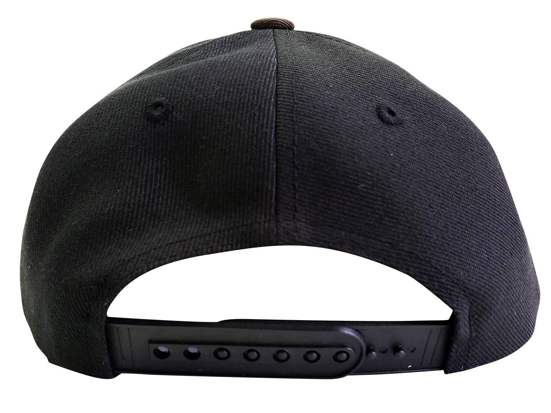 00d34e2416c Agibaby Infant   Toddler Kids Snapback Flat Brim Hat Baseball Cap- Metallic  3D American Flag (Black on Camo)  Amazon.com.au  Fashion