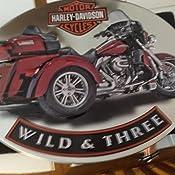 Amazon.com: Harley-Davidson Wild & Tres motocicleta en ...