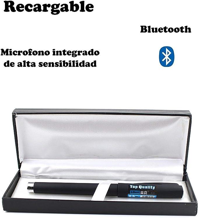 Bolígrafo Bluetooth + Pinga Vip Pro SuperMini KIT COMPLETO: Amazon.es: Electrónica