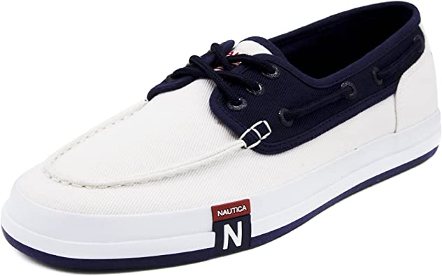 Nautica Mens Doubloon Boat Shoe