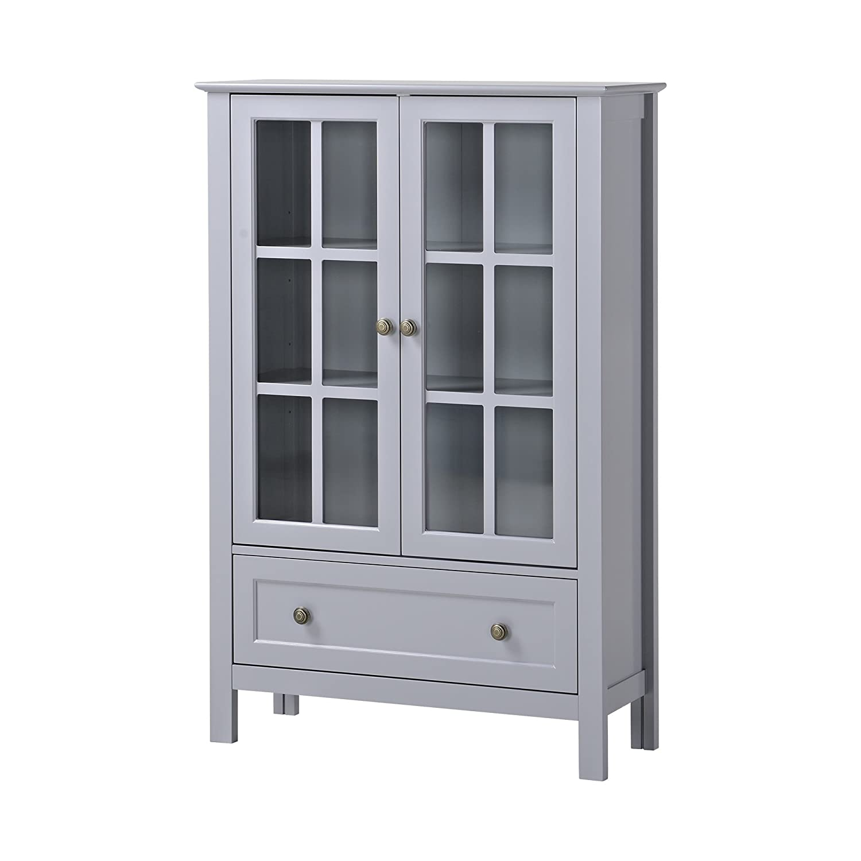 shoe cabinet cupboard drawer furniture oak effect home shelving storage