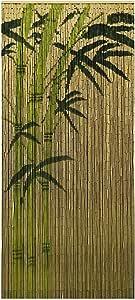 Conacord decoratief gordijn bamboe, traditioneel