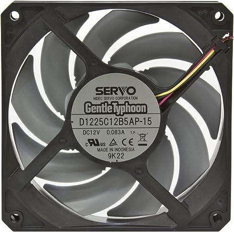 Scythe D1225C12B5AP-15 - Ventilador de PC (Carcasa del Ordenador ...