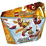Lego Legends of Chima 70155 74pieza(s) LEGO - juegos de construcción (Cualquier género, Multi)