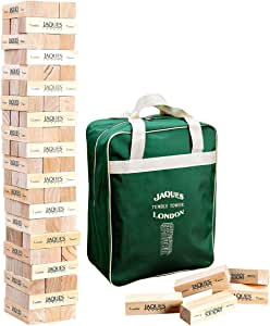Superior Giant Block Fort Tower - Giant Ultimate XL! - Build to over 4 FEET tall during play! - Jaques Of London