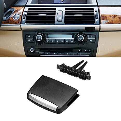 Car & Truck Exterior Mouldings & Trim Air Conditioning Vent Outlet Tab Clip Paddle--Front+Rear+Center for Toyota