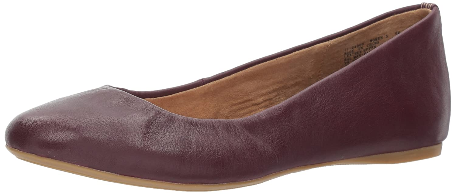 G.H. Bass & Co. Women's Felicity Ballet Flat B06XR2ZC5P 9.5 B(M) US|Purple