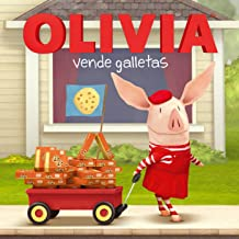 OLIVIA vende galletas (OLIVIA Sells Cookies) (Olivia TV Tie-in) (Spanish Edition) Jan 1, 2013