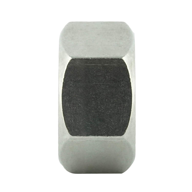 Eisenwaren2000 ISO 4032 20 St/ück rostfrei - Standard Sechskant-Mutter DIN 934 Edelstahl A2 V2A M20 Sechskantmuttern